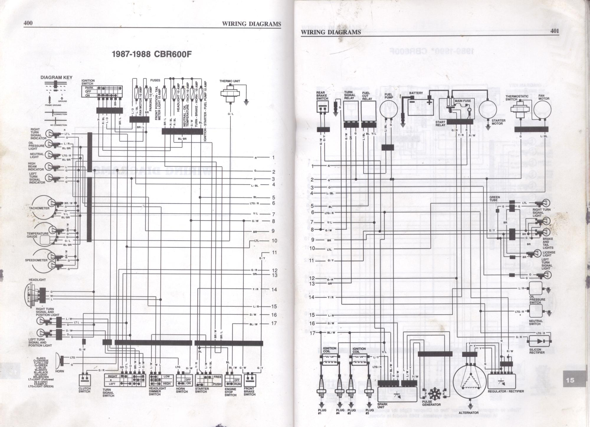 1987 1988 Honda CBR600F Wiring Diagrams index of images 0 0e 1987 honda xl600r wiring diagram at gsmx.co
