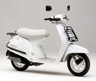 Honda Tact Fullmark S фото.