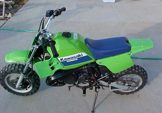 Kawasaki Kd  For Sale