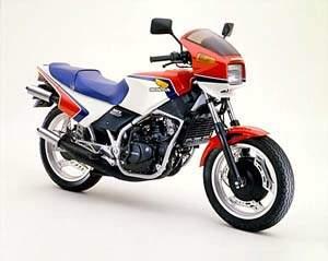 Honda MVX 250F