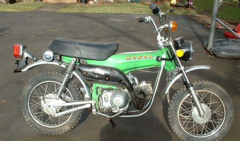 ledodz bikes honda st90