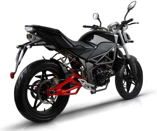 Megelli Naked S 125 125 cm³ 2012 - Espoo - Motorcycle