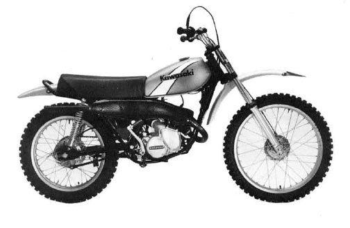 1975 kawasaki g5 100 wiring diagram kawasaki g5 100 parts