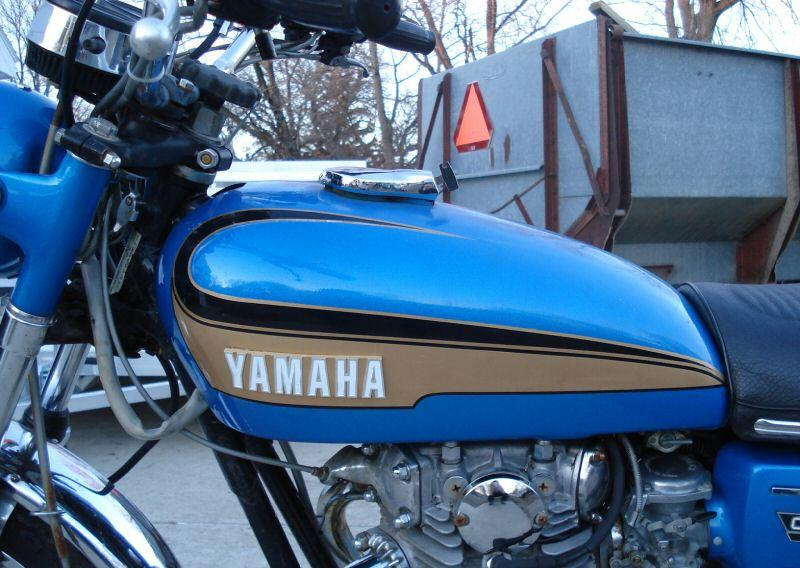 Index of images 5 55 for 1973 yamaha tx650