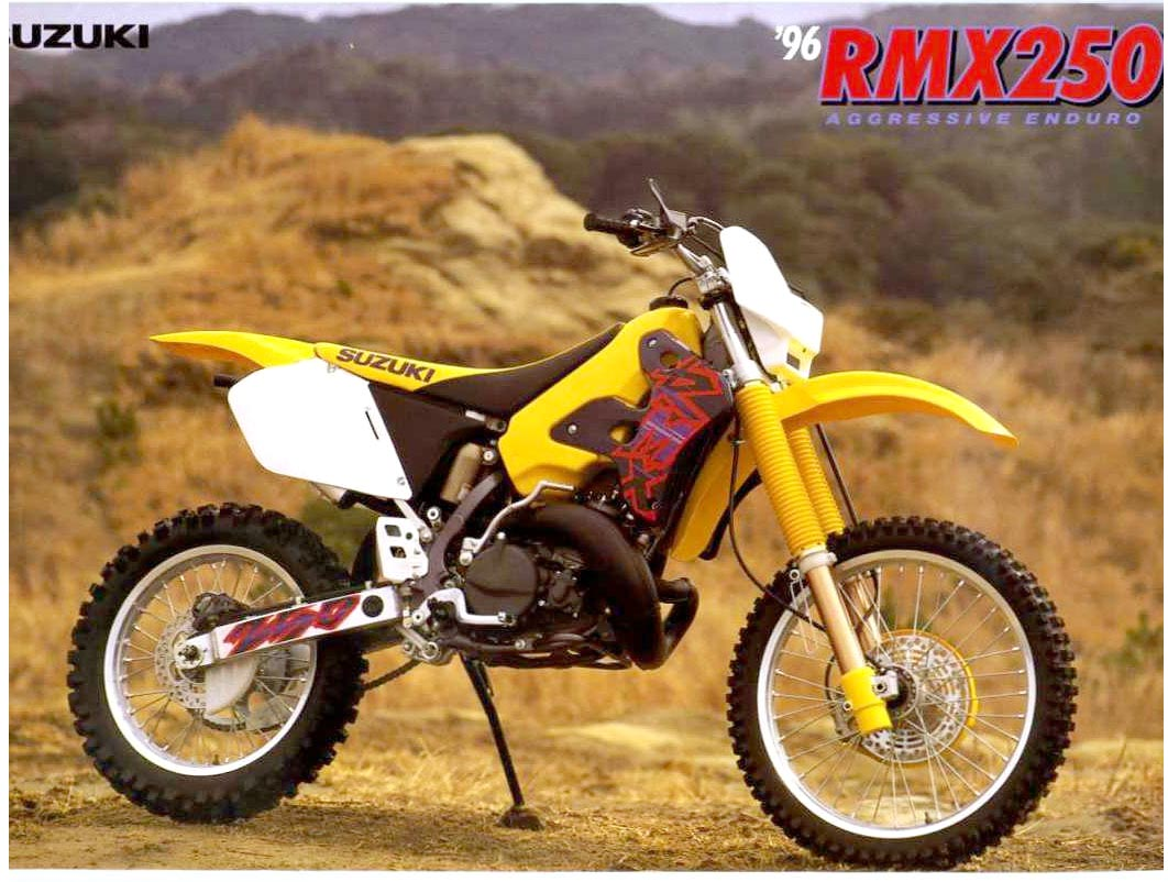 Suzuki rmx 250 former motorbikes pinterest dirt biking motocross and dirtbikes