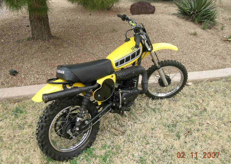 Index of images 6 6d for 1973 yamaha yz80