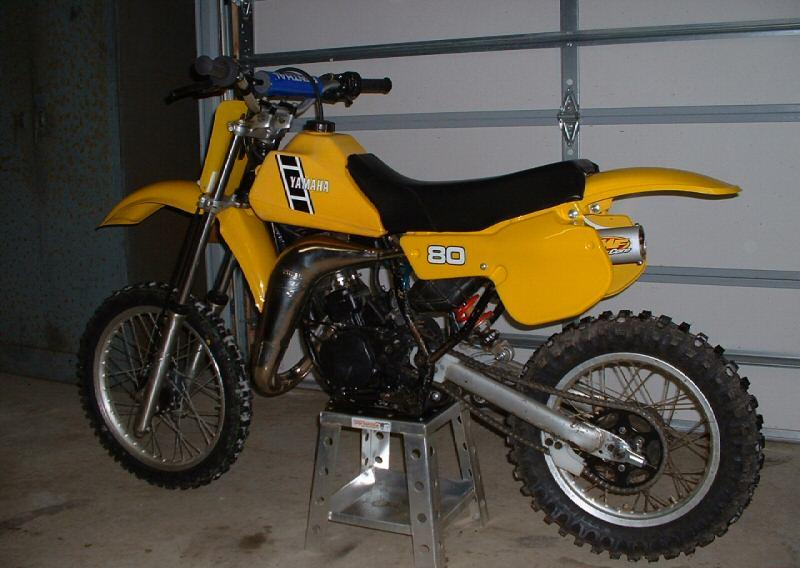 Yz80 bing images for 1979 yamaha yz80 for sale