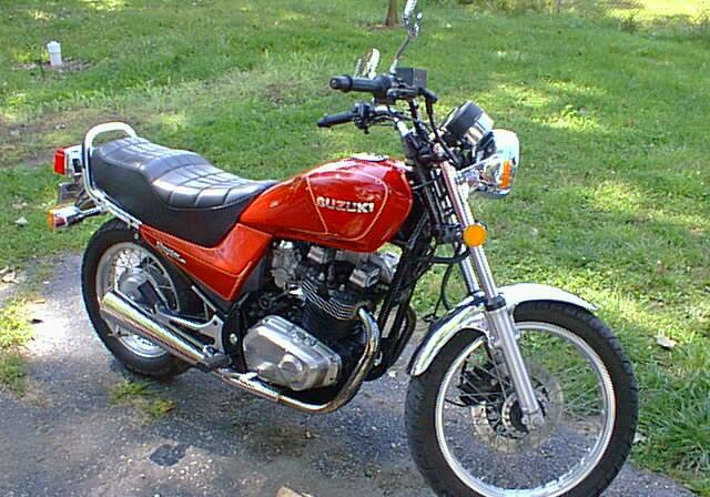 Suzuki GS250T: history, specs, pictures - CycleChaos