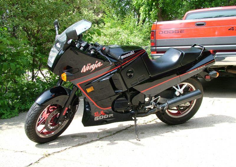 1992 600r - Kawasaki Forums