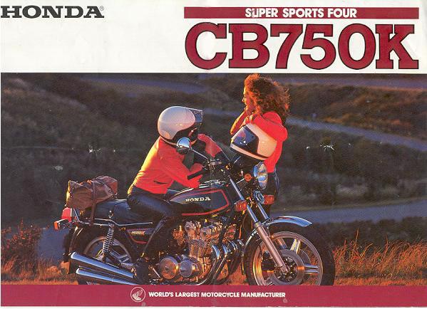 Cb750k