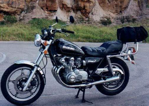 Suzuki GS550: history, specs, pictures - CycleChaos
