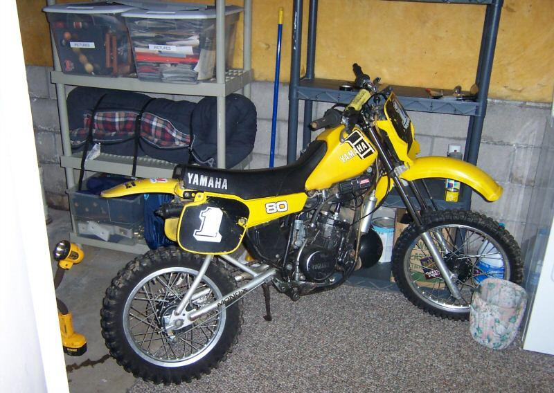 Index of images a a1 for 1973 yamaha yz80