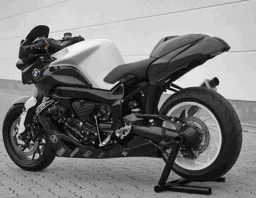 BMW K1200R Power Cup