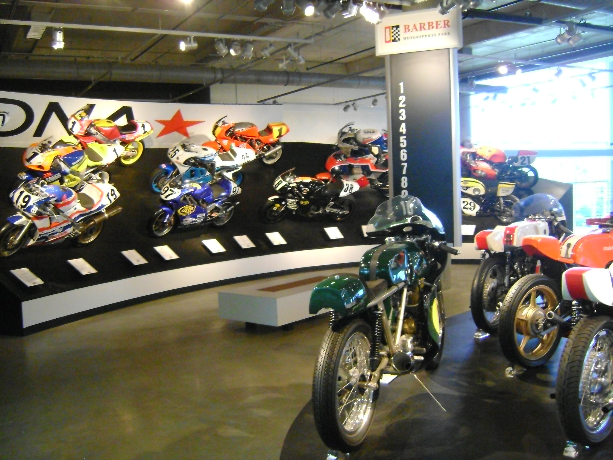 Barber Motorsports Museum - Cyclechaos Forums