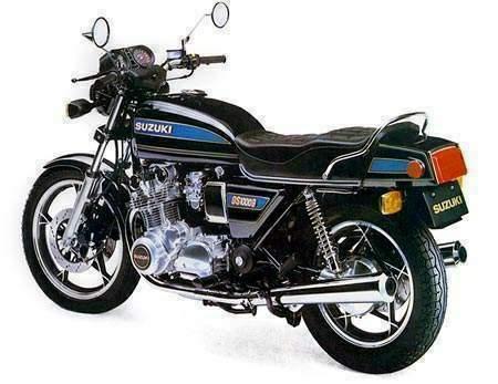 Suzuki Gs1000  History  Specs  Pictures