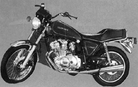 Suzuki GT750: history, specs, pictures - CycleChaos