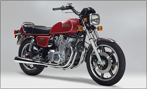 Yamaha XS400: history, specs, pictures - CycleChaos