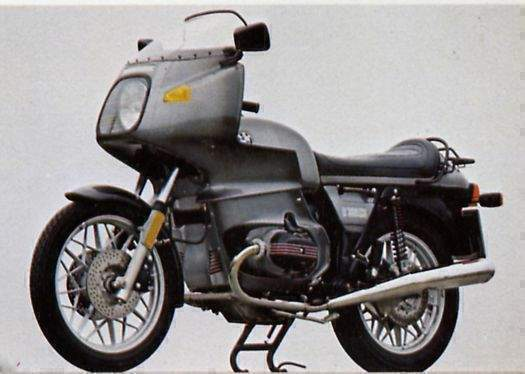 1977 BMW R 100 RS