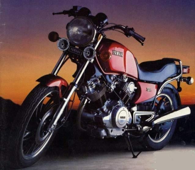 Yamaha XS1100: review, history, specs - CycleChaos