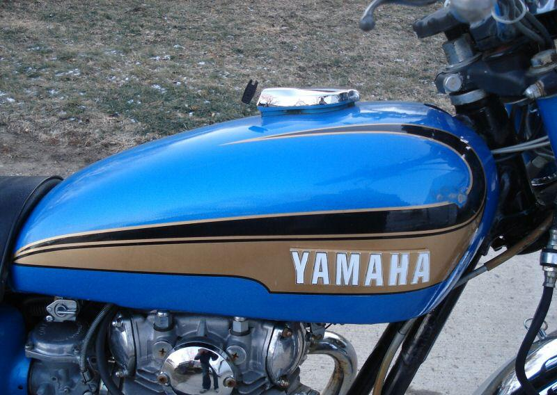 Index of images e e1 for 1973 yamaha tx650