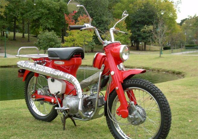 Honda 1967 Trail 90 Wiring Diagram - Schematic And Wiring ... on