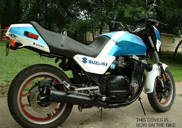 1983 suzuki gs750es by - photo #25
