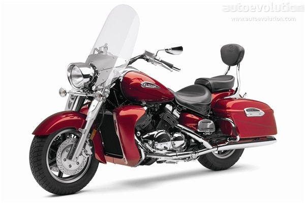 2009 Yamaha Royal Star Tour Deluxe