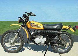 1971 Kawasaki F7
