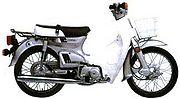 1984 Honda C70