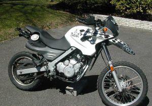 Bmw F650 Cyclechaos