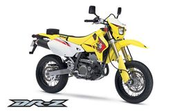 Suzuki Dr Z400sm Cyclechaos