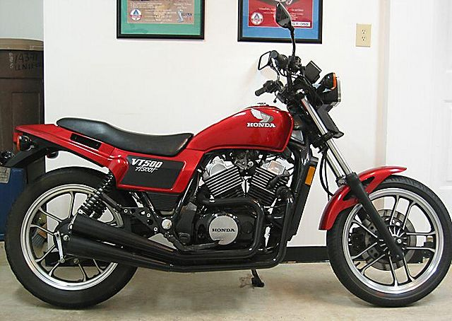 Ascot Vt500 Motorcycles for sale