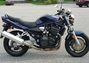 Suzuki GSF1200: history, specs, pictures - CycleChaos