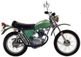 1970 Honda SL100