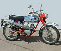 hodaka motorcycles ace 90