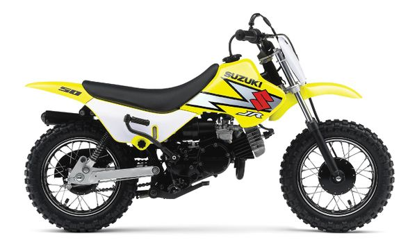 Suzuki JR50: history, specs, pictures - CycleChaos