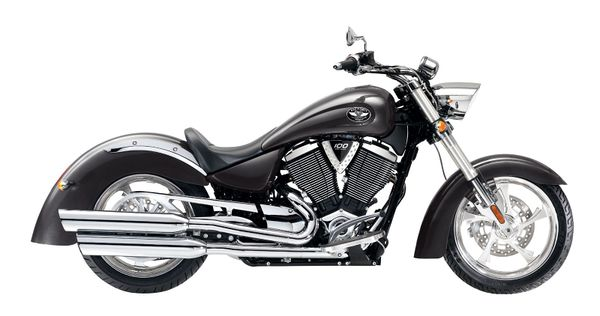 2009 Victory Kingpin Low