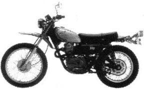 Honda XL250: history, specs, pictures - CycleChaos