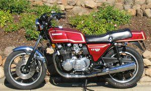 Kawasaki KZ1000A - CycleChaos