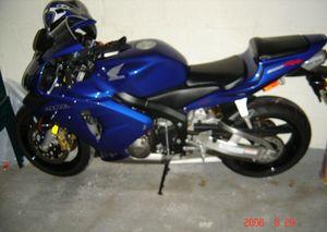 Honda Cbr600rr Cyclechaos
