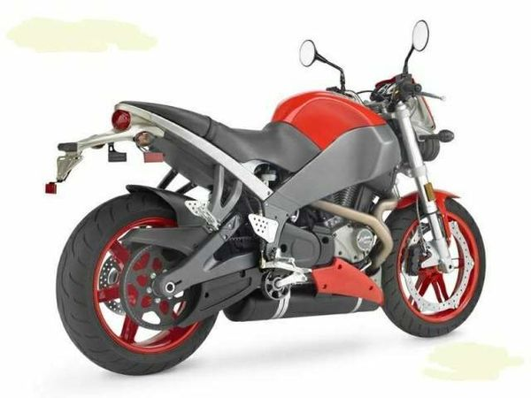 Motorcycles Updates: buell xb12s lightning