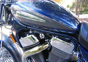 Suzuki VS1400 Intruder 1400 / Boulevard S83: history, specs