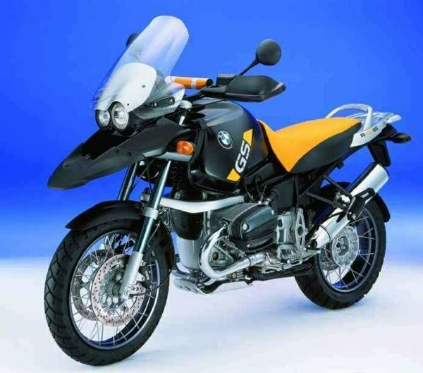 2003 BMW R 1150 GS Adventure Bumble Bee