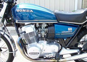 Honda Cb750a Cyclechaos