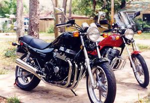 Honda Nighthawk 750 - CycleChaos