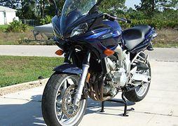 Yamaha FZ6 - CycleChaos