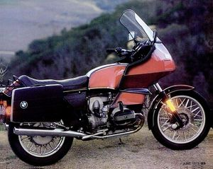 BMW R100RT: review, history, specs - CycleChaos
