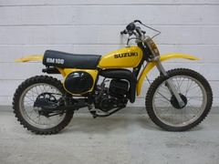 Fabulous Suzuki Rm100 History Specs Pictures Cyclechaos Pdpeps Interior Chair Design Pdpepsorg