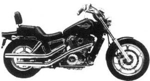 Honda VT1100C - CycleChaos