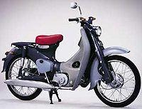 1959 Honda C100